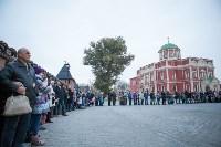Средневековые маневры в Тульском кремле. 24 октября 2015, Фото: 24