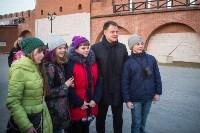 В Тульском кремле открылась новогодняя елка, Фото: 34