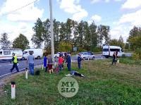 "ДТП с маршруткой ""Тула-Алёшня"", Фото: 12"