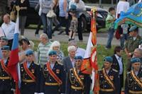 Тульские десантники отмечают День ВДВ, Фото: 6