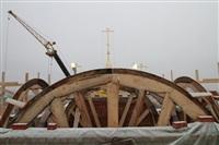Реставрационные работы в Кремле. 9 января 2014, Фото: 6