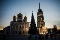 В Тульском кремле открылась новогодняя елка, Фото: 59