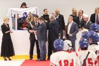 Открытие ледовой арены «Тропик»., Фото: 53