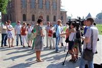 Татьяна Рыбкина – блогерам: «Мы ничего не строим, мы только спросили…», Фото: 10