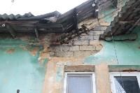 Жители Щекино: «Стены и фундамент дома в трещинах, но капремонт почему-то откладывают», Фото: 31