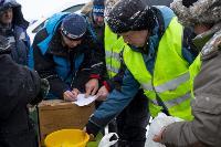 В Туле выбрали лучших рыбаков по ловле на блесну со льда, Фото: 56