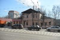 На ул. Октябрьской развалился дом, Фото: 1