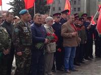 Митинг в поддержку юго-восточной Украины. 4.05.2014, Фото: 14