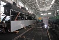 Поезда-памятники Тульской области, Фото: 18