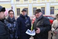 Евгений Авилов провел обход улиц Союзная и Благовещенская, Фото: 10