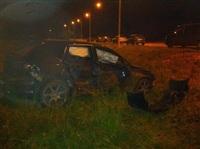 Авария на ночных гонках, Фото: 5
