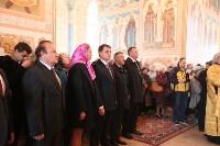 Освящение храма Дмитрия Донского в кремле, Фото: 32