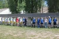 Тульские журналисты сыграли в футбол с зэками, Фото: 40