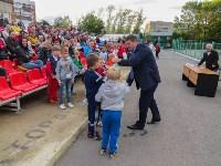 Евгений Авилов наградил футболистов-первогодок, Фото: 4