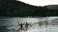 Кипарисы растут прямо из воды..), Фото: 6