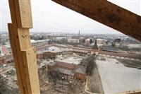 Реконструкция Тульского кремля. Обход 31 марта, Фото: 18