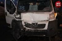 Двойное ДТП на Одоевском шоссе, Фото: 3