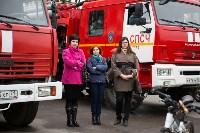 Тульские спасатели отметили праздник, Фото: 5