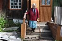 Ремонт дома от администрации, подарок ветерану ВОВ Наталье Масловой, Фото: 3