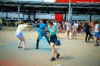 В Туле прошел фестиваль красок и летнего настроения, Фото: 97