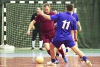 25 тур Высшей лиги ЛЛФ по мини-футболу. 21-22 февраля 2015, Фото: 9