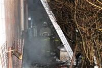 В Глушанках на пожаре погиб мужчина, Фото: 9