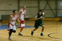 Тульские баскетболисты «Арсенала» обыграли черкесский «Эльбрус», Фото: 66