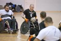 Чемпионат по регби на колясках в Алексине, Фото: 37