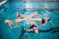 Синхронное плавание в Туле, Фото: 11