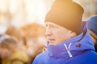 Физкультминутка на площади Ленина. 27.12.2014, Фото: 13
