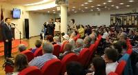 В Тульском музее оружия прошел патриотический форум, Фото: 1