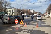 Снос аварийного дома на улице Октябрьской, Фото: 1