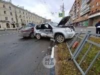 ДТП Красноармейский пр. - Лейтейзена, 11.10.19, Фото: 8