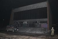 Пожар в здании бывшего кинотеатра «Искра». 10 марта 2014, Фото: 17