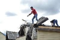Снос дома в поселке Плеханово, Фото: 75
