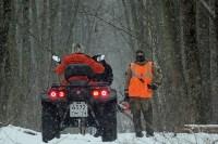 В Тульской области охотнадзор патрулирует леса на новой технике, Фото: 26