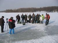 Соревнования по зимней рыбной ловле на Воронке, Фото: 35