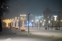 В Туле ночью бушевал буран, Фото: 57