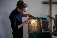 В храме Тульской области замироточили девять икон и семь крестов, Фото: 6