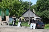 На Косой Горе ликвидируют незаконные врезки в газопровод, Фото: 16