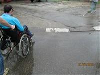 """""""Недоступная среда"""" для тульских инвалидов, Фото: 4"""