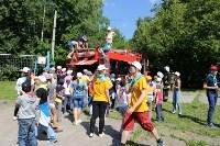 """""""День безопасности"""" в детском лагере, Фото: 7"""