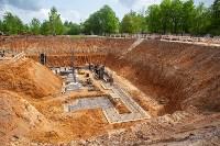Строительство перинатального центра в Туле. 14.05.19, Фото: 25