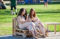 В Туле открылось новая молодежная площадка «Газон». Фоторепортаж, Фото: 58