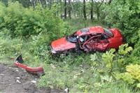 ДТП на трассе «Крым», «десятка» и Mazda. 25 июля 2013, Фото: 3
