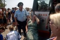Пробки на Керченской переправе, Фото: 4