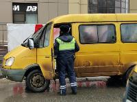 Проверка транспорта в Новомосковске, Фото: 30