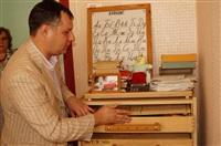 Денис Бычков проверяет школы Тульской области, Фото: 35