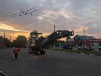 В Туле начался ремонт дороги по ул. Ложевой, Фото: 3
