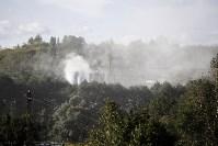 Известковая пыль в Барсуках, Фото: 1